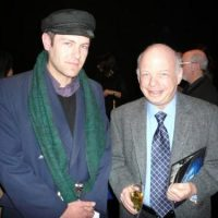 with Wallace Shawn. By coincidence, we were performing separate simultaneous productions of his single-character play The Fever.